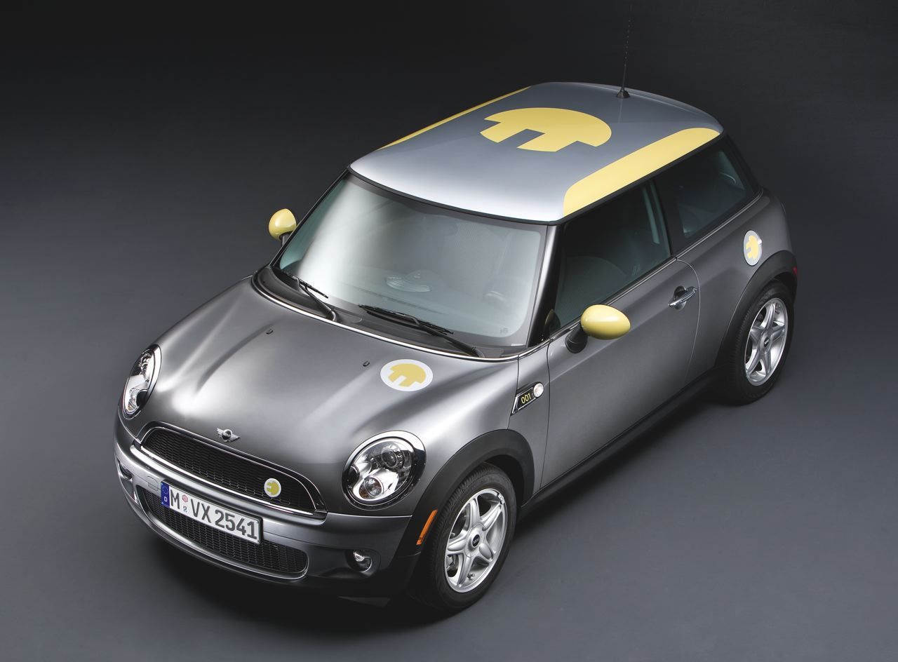 Mini 'E' – Electric Mini