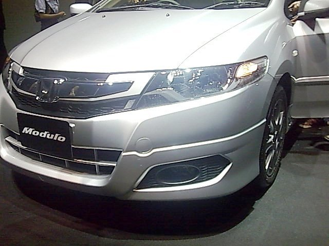 -Updated-New Honda City 2009 with Modulo Bodykit