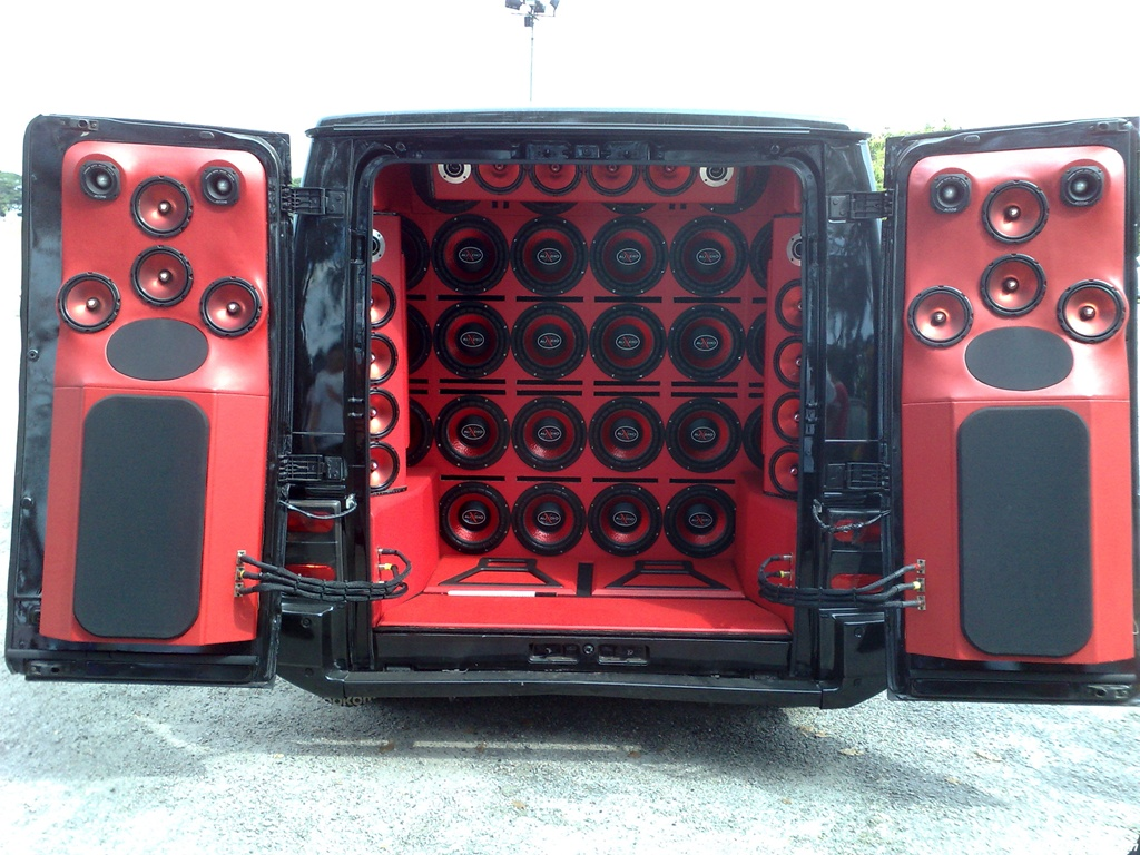 Good speakers for a car