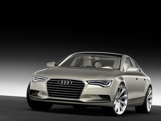 audi a7. This will be the new Audi A7