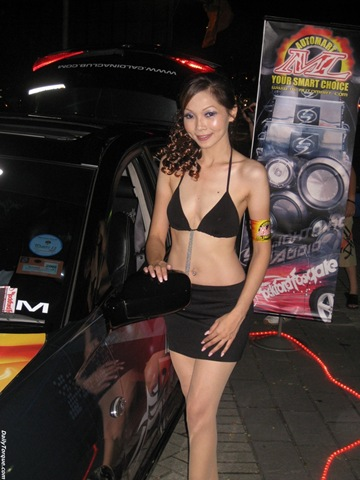Xtreme International Autoshow @ Bukit Jalil - Part 4 - Promo Girls