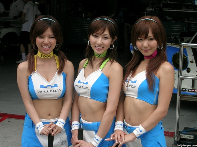 Japan GT Race Queens - Part 16