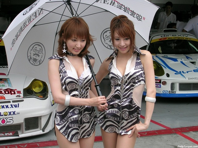 Japan GT Race Queens - Part 17