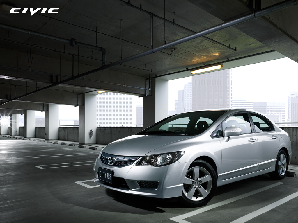 New Honda Civic 2009 Facelift - Coming Soon to Malaysia