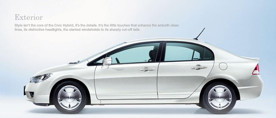 Honda Civic Hybrid @ RM 130K On the Road