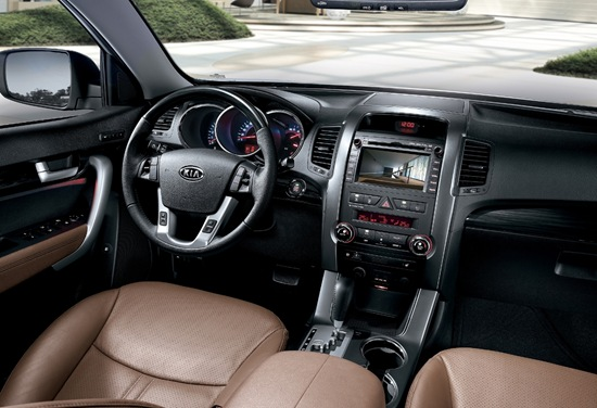 2010 Kia Sorento. 2010 Kia Sorento HD Video