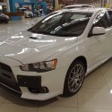 My Dream ride ! Mitsubishi Lancer Evolution X @ Naza Showroom !
