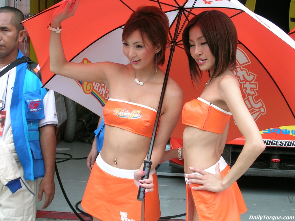 Japan Gt Race Queens Part Supercar Models Car News