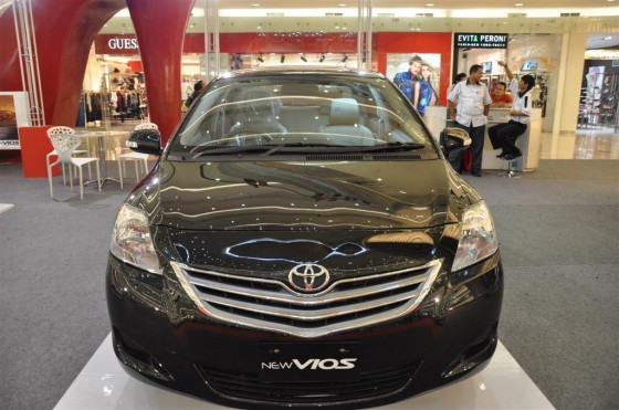 and Indonesia will get a piece of the new 2010 Toyota Vios facelift