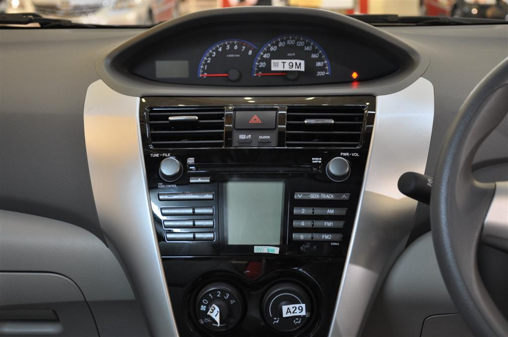 2010 Toyota Vios 1.5 Automatic related infomation,specifications
