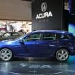 2011 Acura TSX Sport Wagon at New York Auto Show