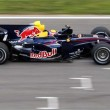 Red Bull brings F1 to the Sand