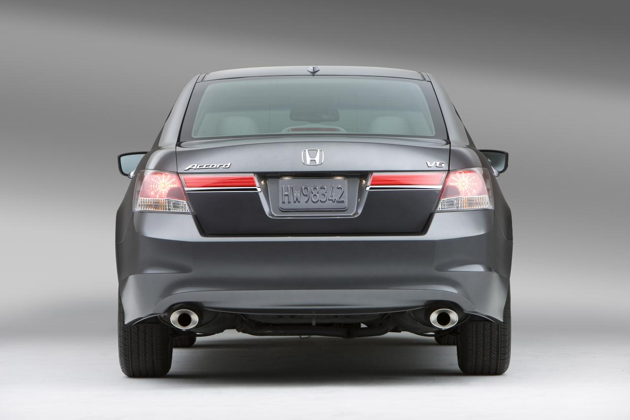 2011 Honda Accord Facelift | Supercar | Models | Car News | Daily ...