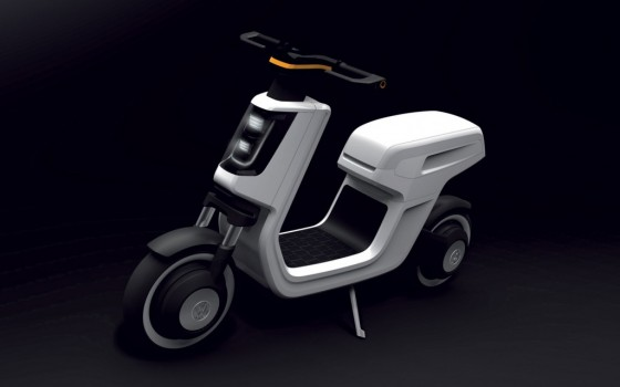 Retro Thing: Vespa Unveils Two Hybrid Scooters