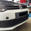 2011 Volkswagen Polo front grille DIY