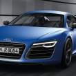 The amount of work needed behind the 2013 Audi R8