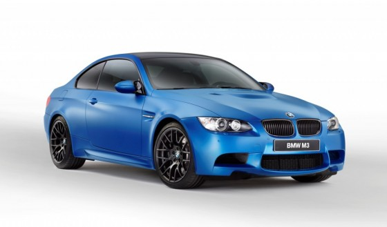 2013 bmw m3 coupe frozen