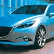 2014 Mazda 3 pictures leaked