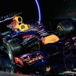 Red Bull F1 Team goes Purple